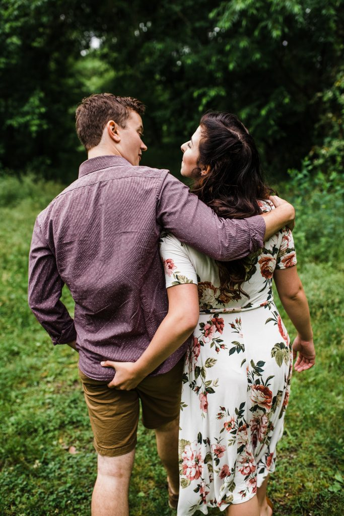 Easterday Creative | Adventurous wedding photographer and storyteller | Serving NC, SC and beyond! | Analisa + Jimmy | Adventurous Pennsylvania Engagement