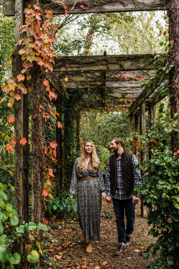 Easterday Creative, Adventurous Wedding Photographer and Storyteller, fall greenhouse engagement session