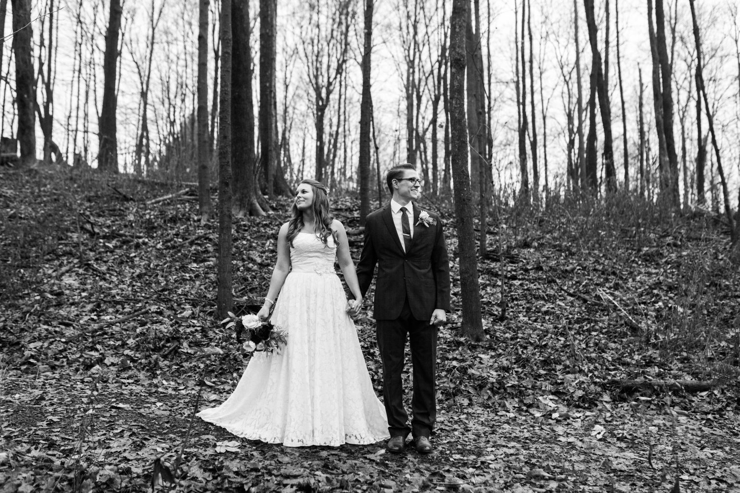 Intimate Tree Top Wedding | Easterday Creative | Adventurous wedding photographer and storyteller