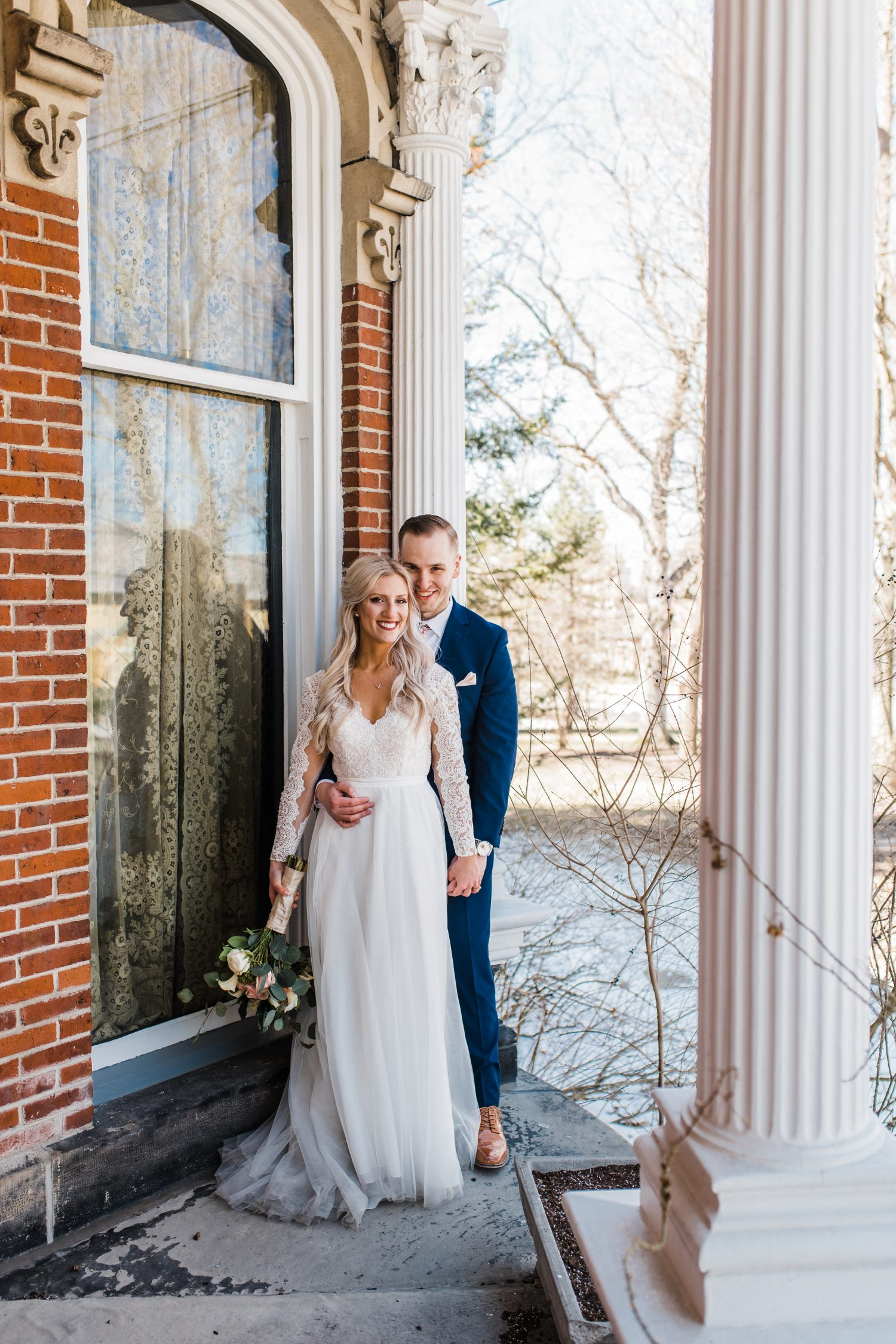 Emily + Ryan | Intimate and Romantic Akron, Ohio Wedding | Easterday Creative | Adventurous wedding photographer and storyteller