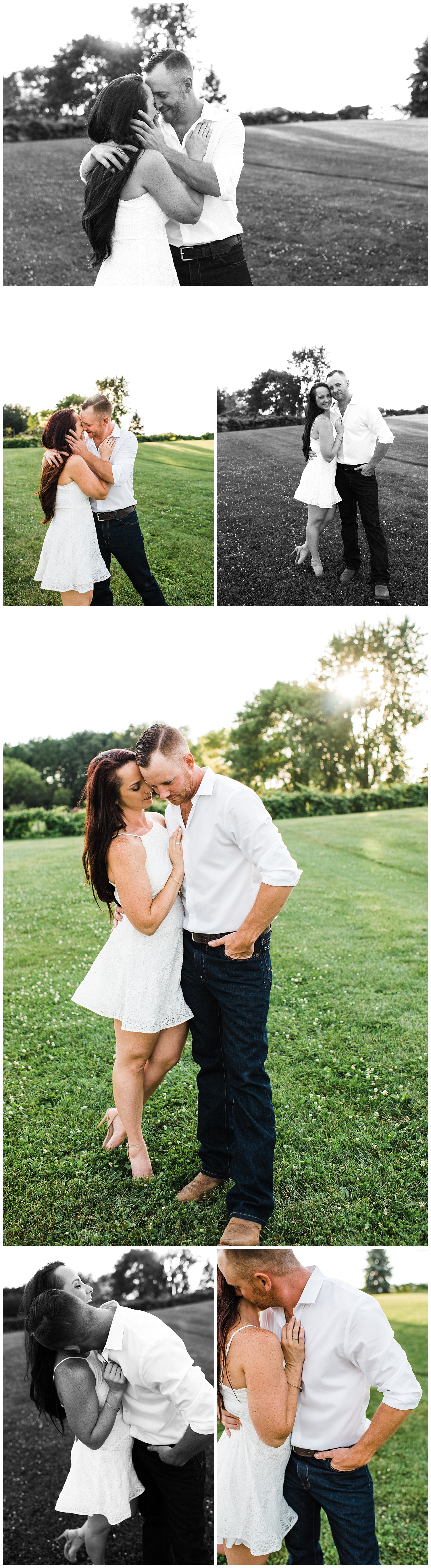 Easterday Creative | Adventurous wedding photographer and storyteller | Maize Valley Winery Engagement Session