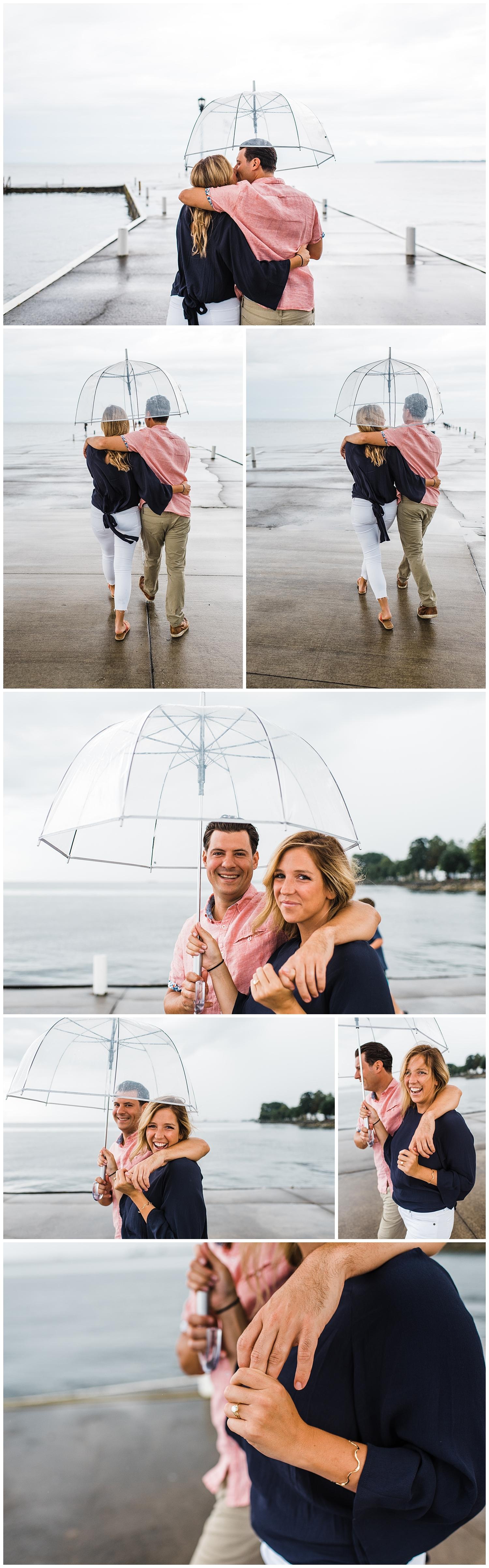 Easterday Creative   Adventurous wedding photographer and storyteller   Marblehead Lakeside Engagement Session