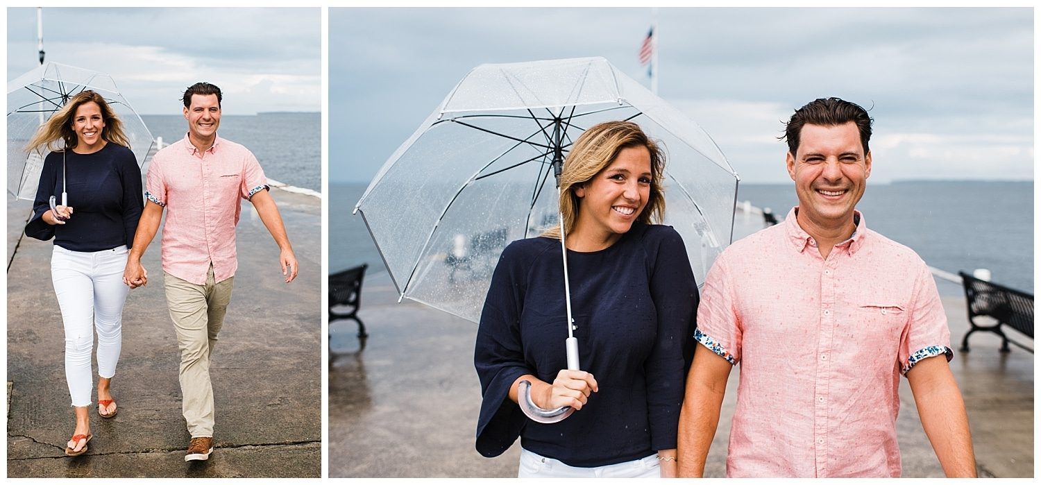 Easterday Creative | Adventurous wedding photographer and storyteller | Marblehead Lakeside Engagement Session