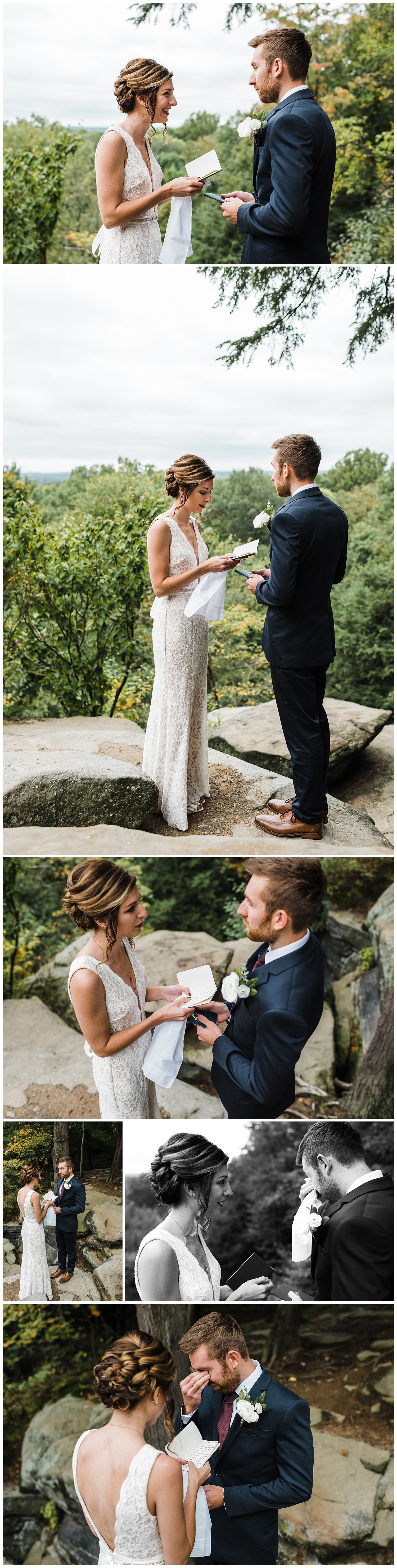 Easterday Creative | Adventurous wedding photographer and storyteller | Cuyahoga Valley National Park Elopement | Based out of SC + NC