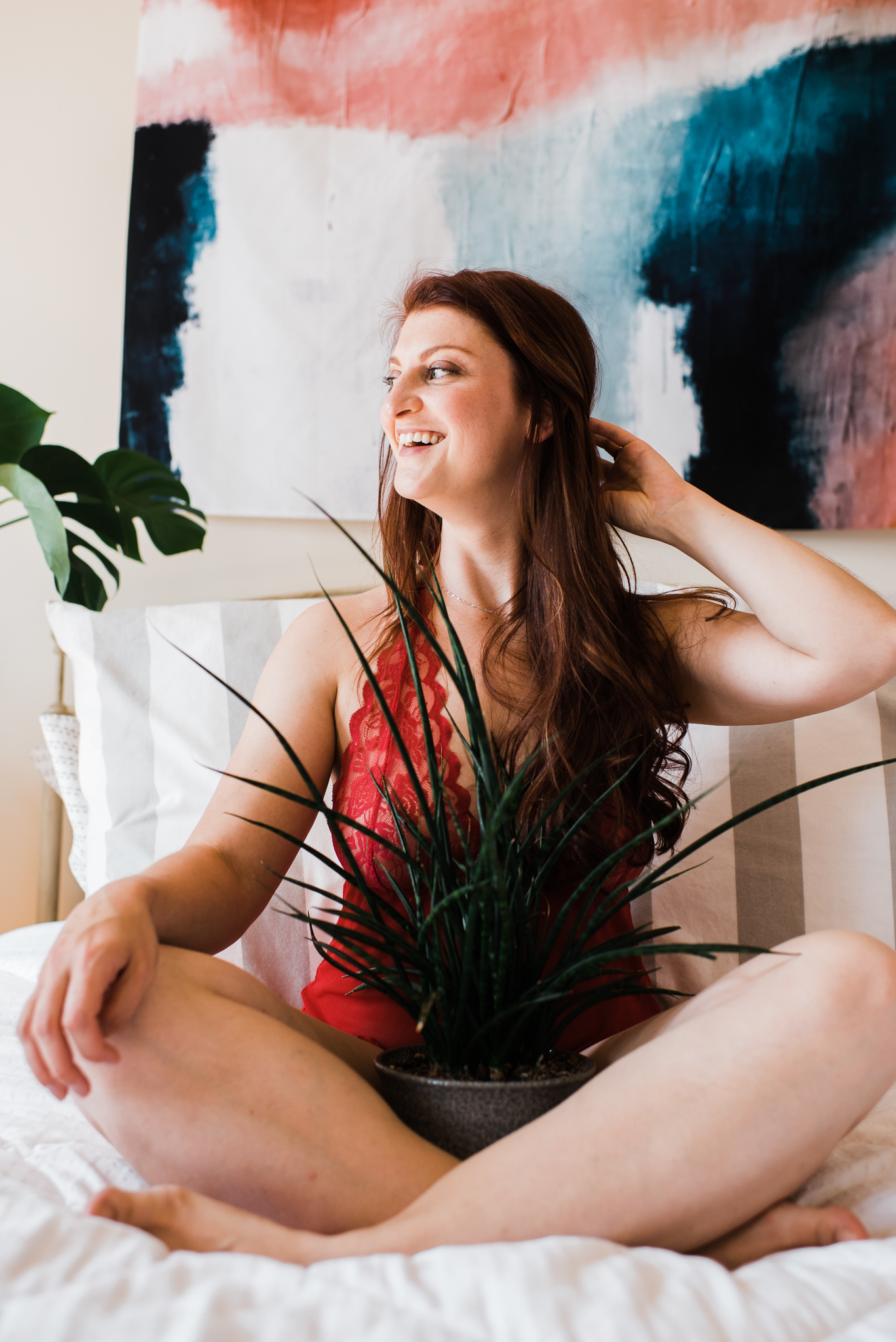 Easterday Creative | Photographer and visual storyteller for rad humans and unique brands | Boudoir and empowerment photography