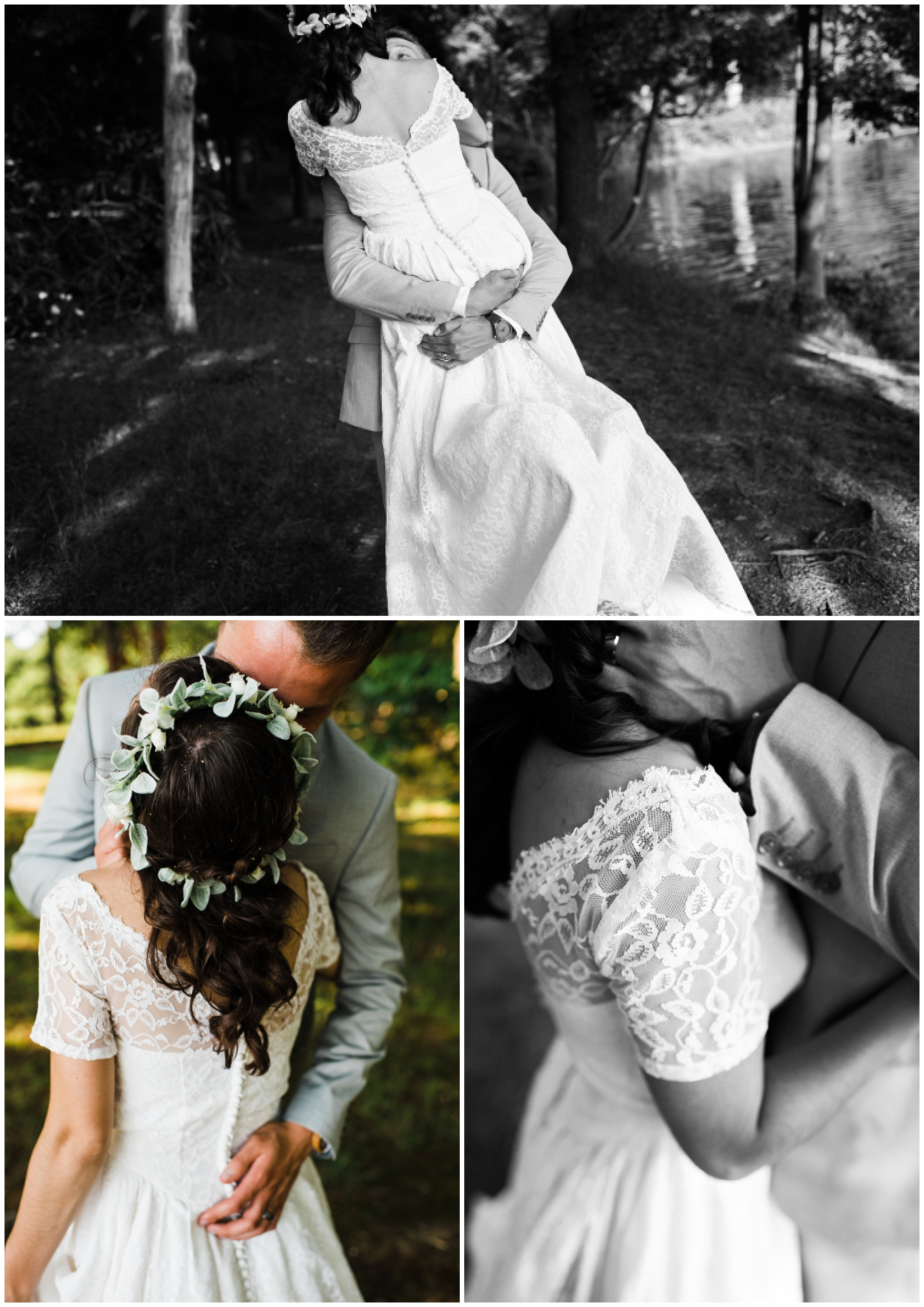 Easterday Creative | Adventurous wedding photographer and storyteller | Wedding Dress Inspiration 2019
