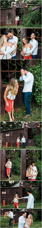 Easterday Creative | Adventurous wedding photographer and visual storyteller | Jordan and Craig | Fisher Farms Engagement
