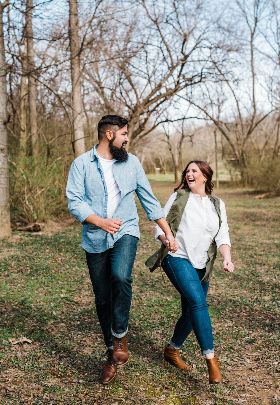 Easterday Creative | Adventurous wedding photographer and visual storyteller | Engagement photography | Charlotte, NC
