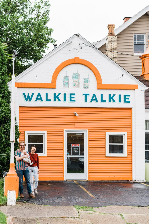 Easterday Creative | Adventurous wedding photographer and visual storyteller | Editorial photography | Walkie Talkie Coffee, Canton, Ohio